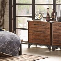 INK+IVY Lancaster Amber 3 Drawer Dresser