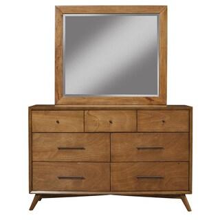Alpine Flynn Mid-century 7-drawer Dresser