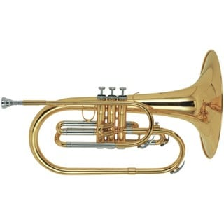 Stagg WS-MB225 Marching Mellophone with Case