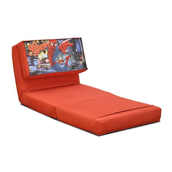 Phenomenal Shop Marvel Spider Man Kids Novelty Flip Chair Free Lamtechconsult Wood Chair Design Ideas Lamtechconsultcom