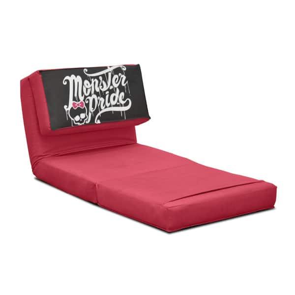 Swell Shop Mattel Monster High Pink Black Plush Ultra Suede Kids Theyellowbook Wood Chair Design Ideas Theyellowbookinfo