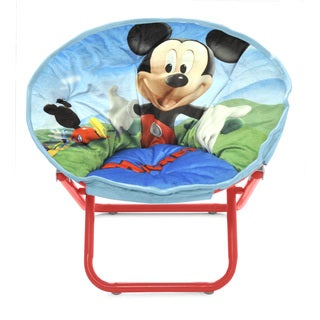 Disney Toddler Mickey Mouse Mini Saucer Kid's Chair