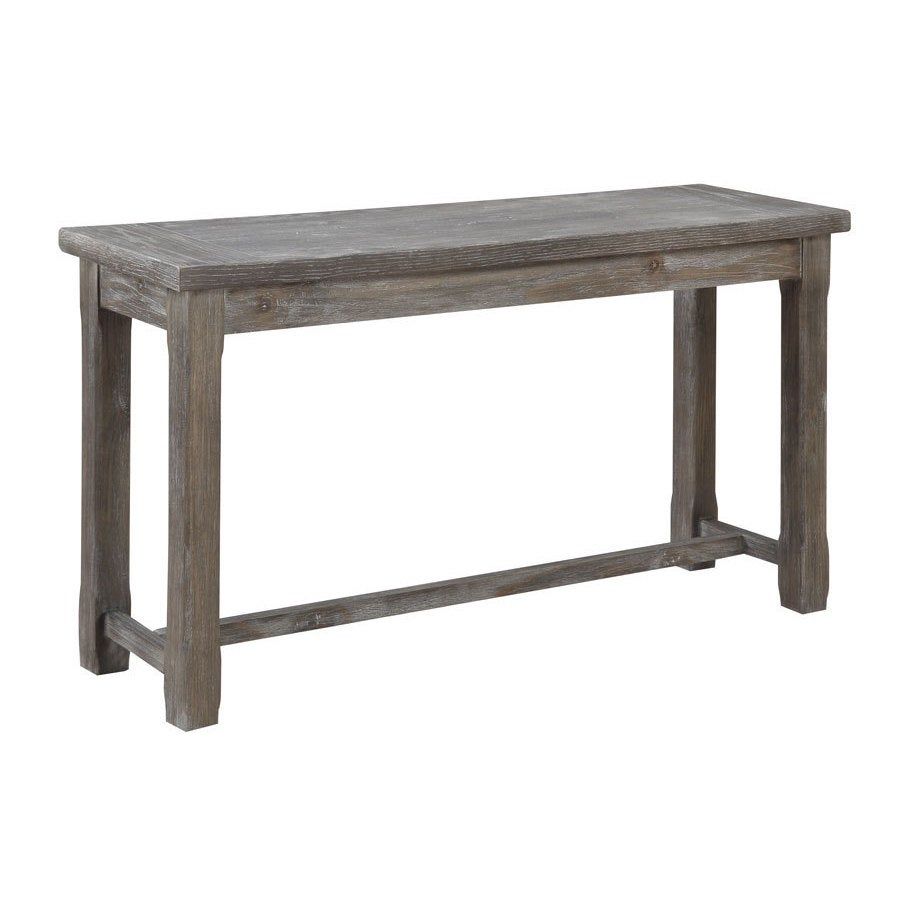 Marvelous The Gray Barn Glastonbury Rustic Charcoal Grey Sofa Table Squirreltailoven Fun Painted Chair Ideas Images Squirreltailovenorg