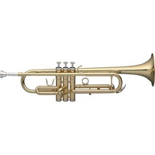 Stagg Brass and Stainless Steel Basic B-flat Trumpet With Case