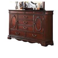 Acme Furniture Estrella Dark Cherry 7-drawer Dresser