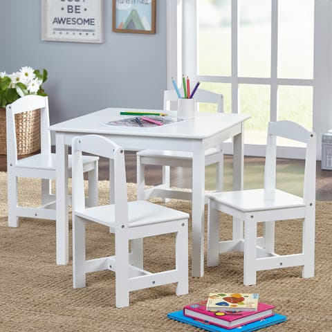 19809c35ec3 Buy Kids  Table   Chair Sets Online at Overstock
