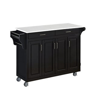 Create-a-Cart in Black Finish by Home Styles