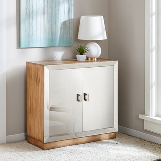 Madison Park Anise Multi Mirror Accent Chest