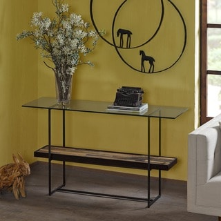 INK+IVY Tavarua Natural Console