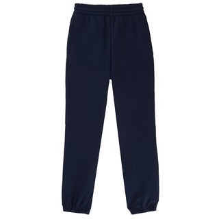 French Toast Boy's Navy Blue Cotton and Fleece Sweatpants