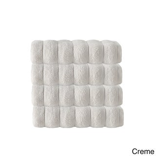 Vague Zero-Twist 100-percent Turkish Micro Cotton Hand Towels (Set of 4)