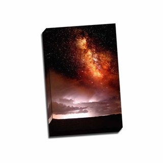 Picture It on Canvas 'Tower of Power' Wrapped Canvas Wall Art (16 x 24)