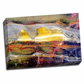 Picture It on Canvas 'Marra Mamba Minerals' 24 x 16 Gallery Wrapped Art