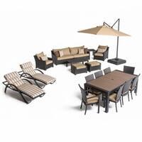 Deco 20pc Estate Set in Maxim Beige by RST Brands