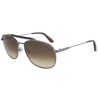 Tom Ford FT0339 09F Marlon Sunglasses (As Is Item)