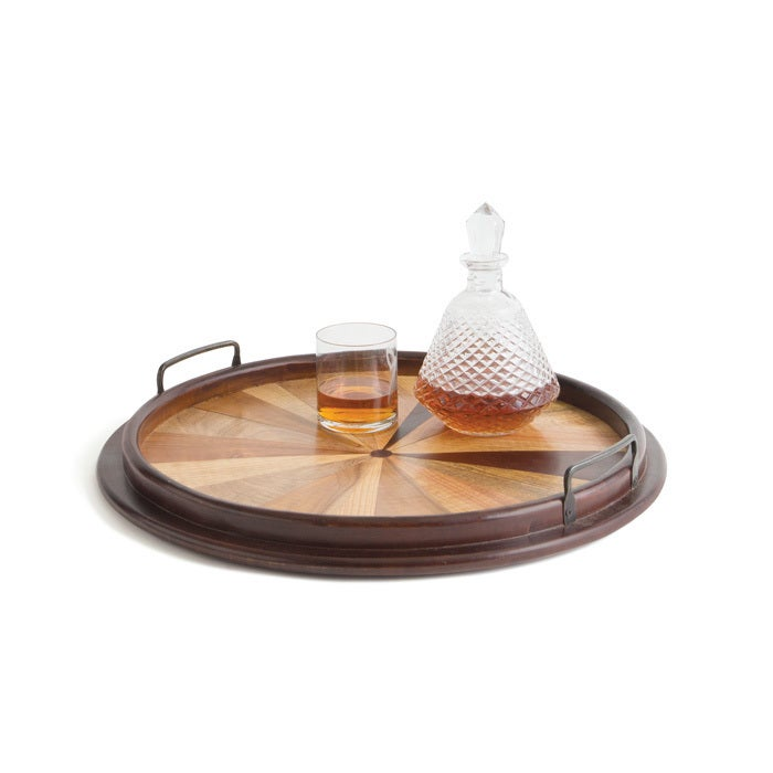 Riley Tray (Hip Vintage Virginia Tray) (Wood)