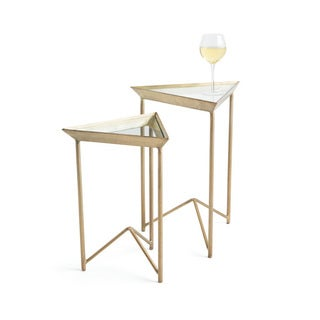 Hip Vintage Warwick Nesting Tables (Set of Two)