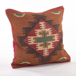 Southwestern Kilim Throw Pillow