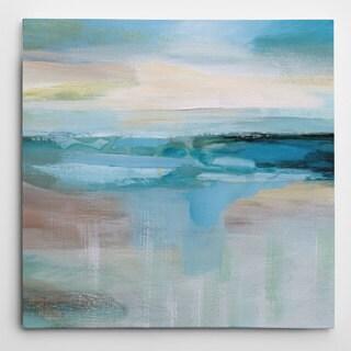 Wexford Home Carl Robinson's 'Coastal Dream' Multicolored Giclee Canvas Artwork