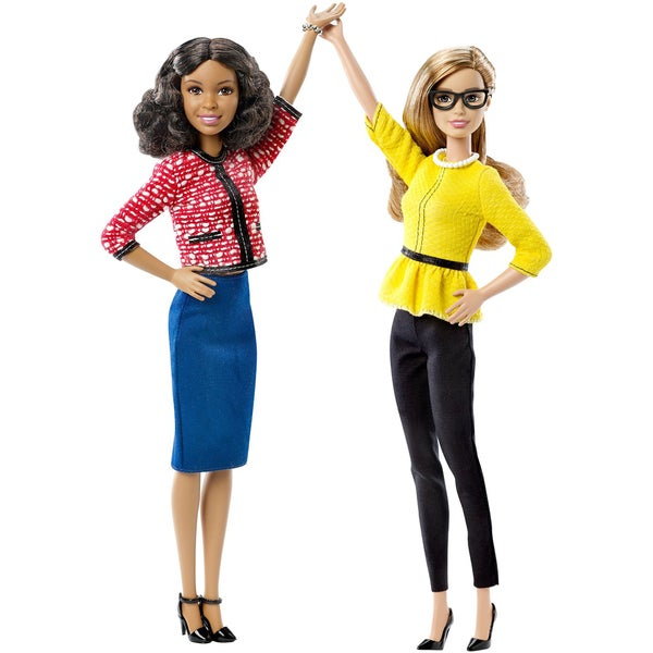 Mattel Barbie President and Vice President Dolls