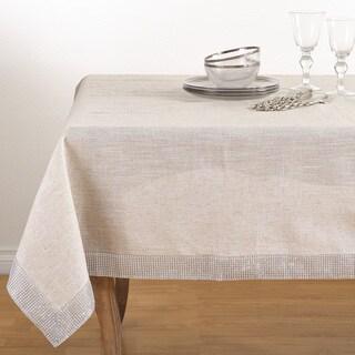 Studded Border Design Tablecloth