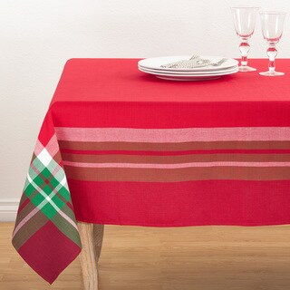 Tartan Design Tablecloth