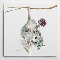 Wexford Home 'Garden Critter Possum' Wall Art