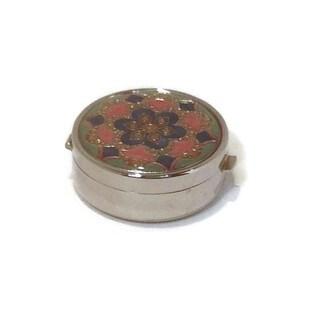Heim Concept Round Pill Box