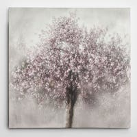 Wexford Home Rogier Daniels 'Blossoms of Spring II' Wrapped Canvas Art