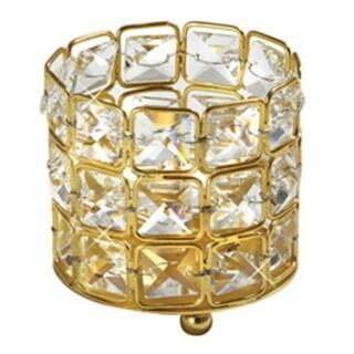 Elegance Square Crystal T-lite
