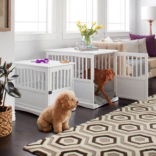 Wooden Pet Crate End Table|https://ak1.ostkcdn.com/images/products/13219094/P19937133.jpg?impolicy=medium
