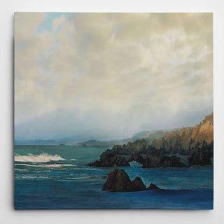 Wexford Home Carol Robinson 'Distant Horizons' Wrapped Canvas Art