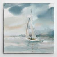 Wexford Home Carol Robinson 'Subtle Mist I' Canvas Artwork