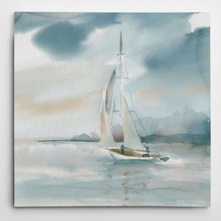 Wexford Home Carol Robinson 'Subtle Mist I' Canvas Artwork