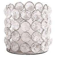 Heim Concept Sparkle Round Tealight Holder