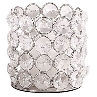 Heim Concept Sparkle Round Tealight Holder
