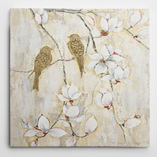 Wexford Home 'Song of Spring I' Wrapped Canvas