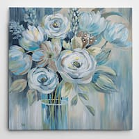Wexford Home Nan In 'Flourish' Gallery-wrapped Canvas Art