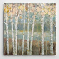 Wexford Home Ruane Manning 'Nature's Palette I' Gallery-wrapped Canvas Wall Art