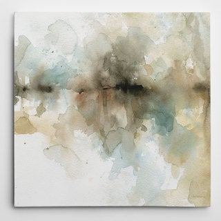 Wexford Home Carol Robinson 'Island Mist II' Wrapped Canvas Art