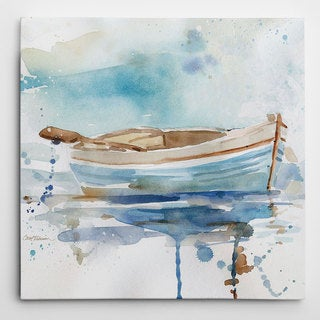 Wexford Home 'Malibu Marina I' by Carol Robinson Canvas Wall Art
