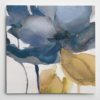 Wexford Home 'Blue Note II' Gallery-wrapped Canvas Wall Art
