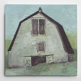 Wexford Home Joyce Combs 'Barn V' Gallery-wrapped Giclee Art
