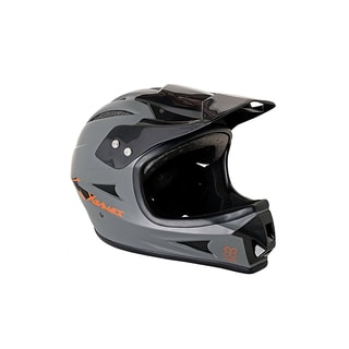 X Games Full Face Youth Helmet Grey