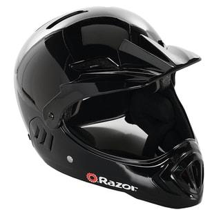 Razor Full Face Child Helmet Black by Kent