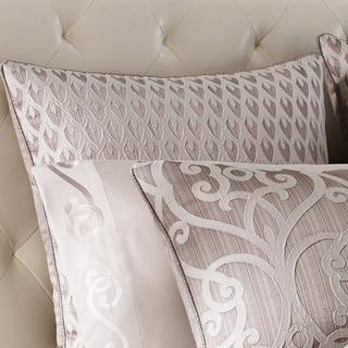 Five Queens Court Ivy Foulard Design Euro Sham