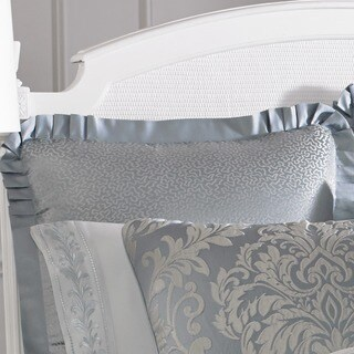 Five Queens Court Faith Reversible Euro Sham with Corner Pleats