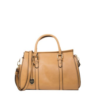 London Fog Croft Satchel Handbag