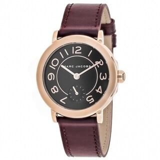 Marc Jacobs Riley MJ1470 Women's Black Dial Watch
