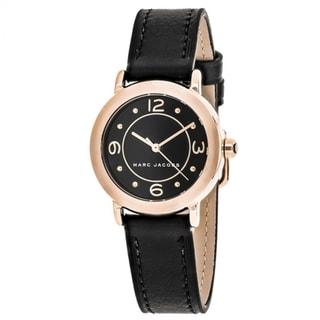 Marc Jacobs Riley MJ1475 Women's Black Dial Watch